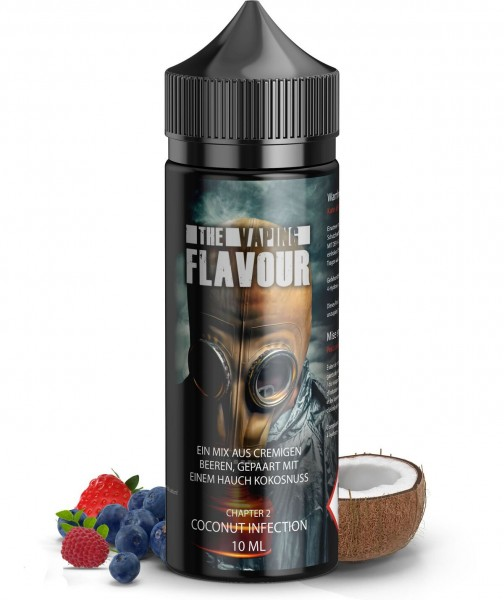 The Vaping Flavour - Ch. 2 - Coconut Infection - Shortfill Aroma