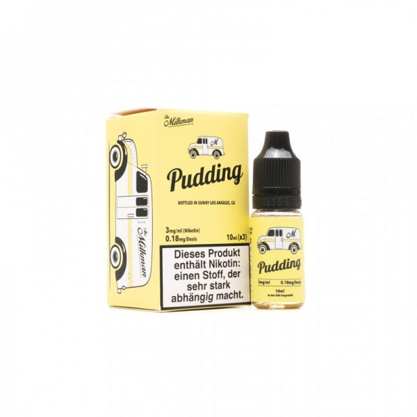 The Milkman - Pudding 3×10 ml Multipack