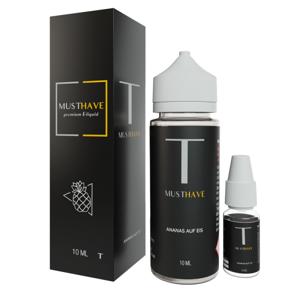 Must Have T - (Aroma) - 10ml