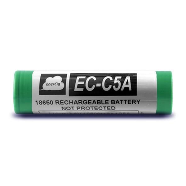 EnerCig EC-C5A Akku 18650 2600 mAh 25A