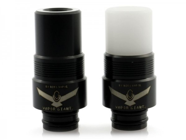 Vapor Giant Delrin DripTip - Black Limited Edition - mittel