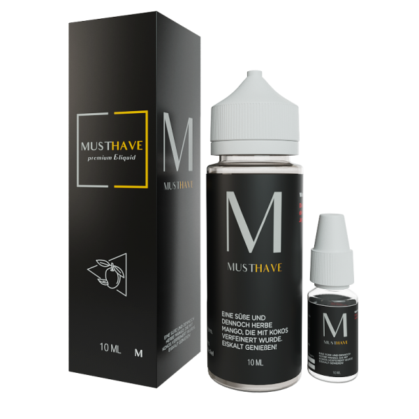 Must Have M - (Aroma) - 10ml