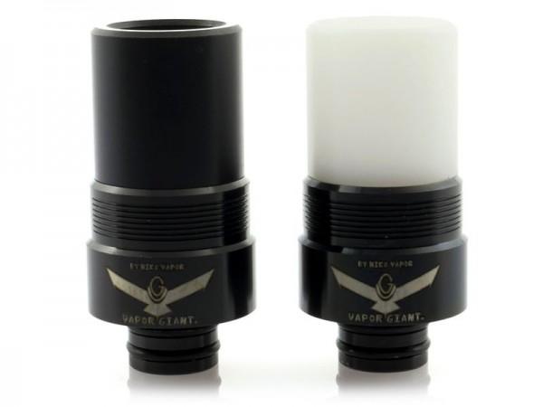 Vapor Giant Delrin DripTip - Black Limited Edition - groß