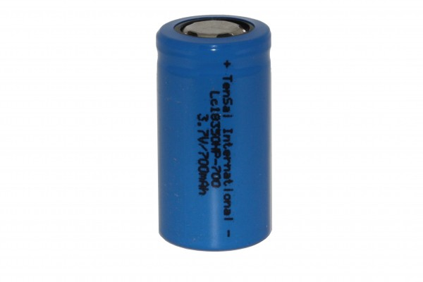 Tensai TN18350 HP Li-ion 3.7V - 700 mAh 14A