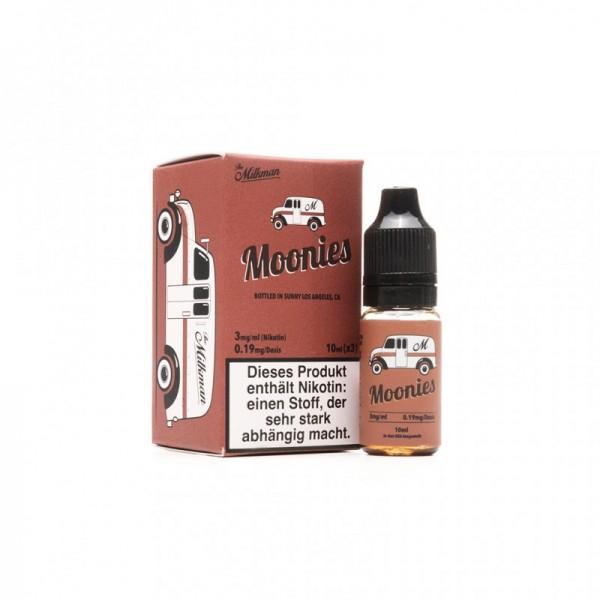 The Milkman - Moonies 3×10 ml Multipack