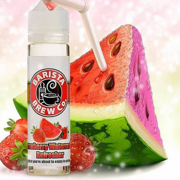 Strawberry Watermelon Refresher 50ml