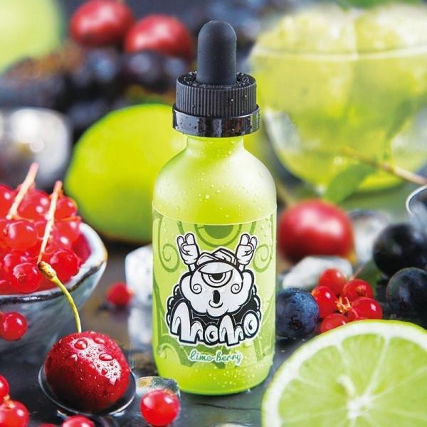 Momo Lime Berry 50ml - 0mg