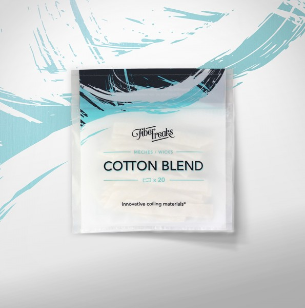 Fiber Freaks Original Cotton Blend Wicks