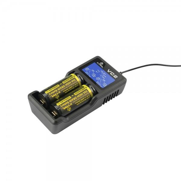 Xtar VC2 - Ladegerät