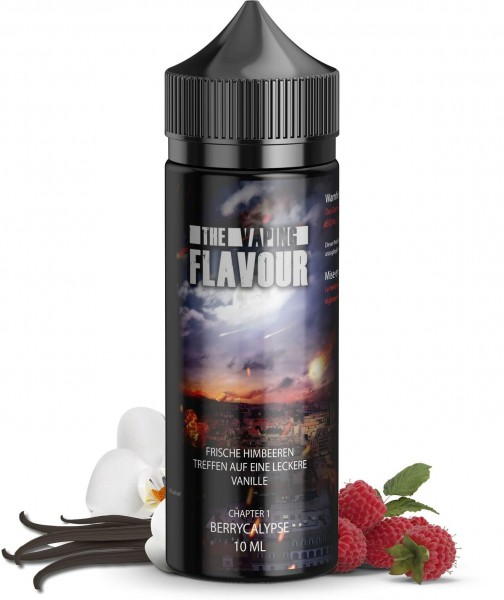 The Vaping Flavour - Ch. 1 - Berrycalypse - Shortfill Aroma