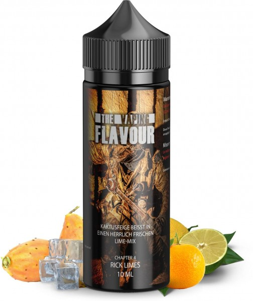 The Vaping Flavour - Ch. 4 - Rick Limes - Shortfill Aroma