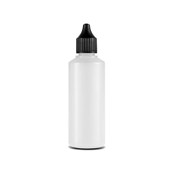 Leerflasche PE 80 ml