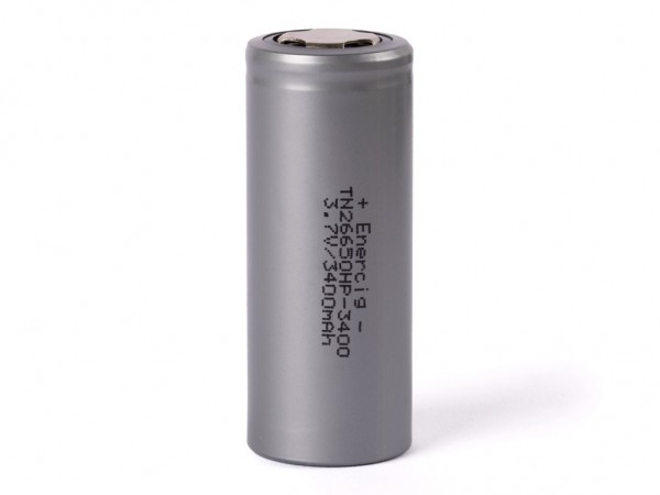 Enerpower (Enercig) TN 26650HP-3400mAh