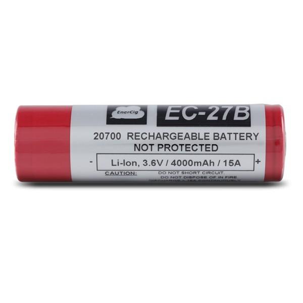 Enercig EC27B - 20700 Akku 4000 mAh 15A